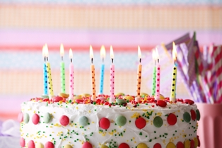 Birthday Cake Fragrance Oil